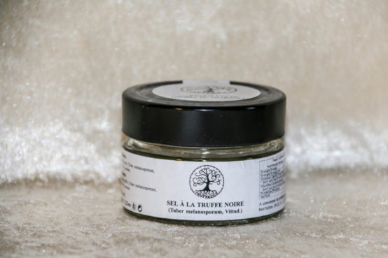 sel à la truffe noire