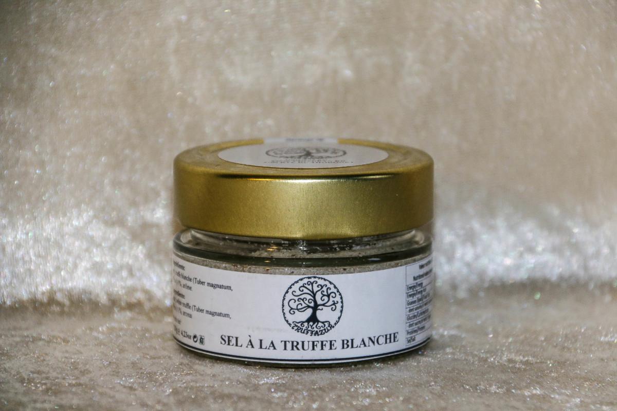 sel à la truffe blanche
