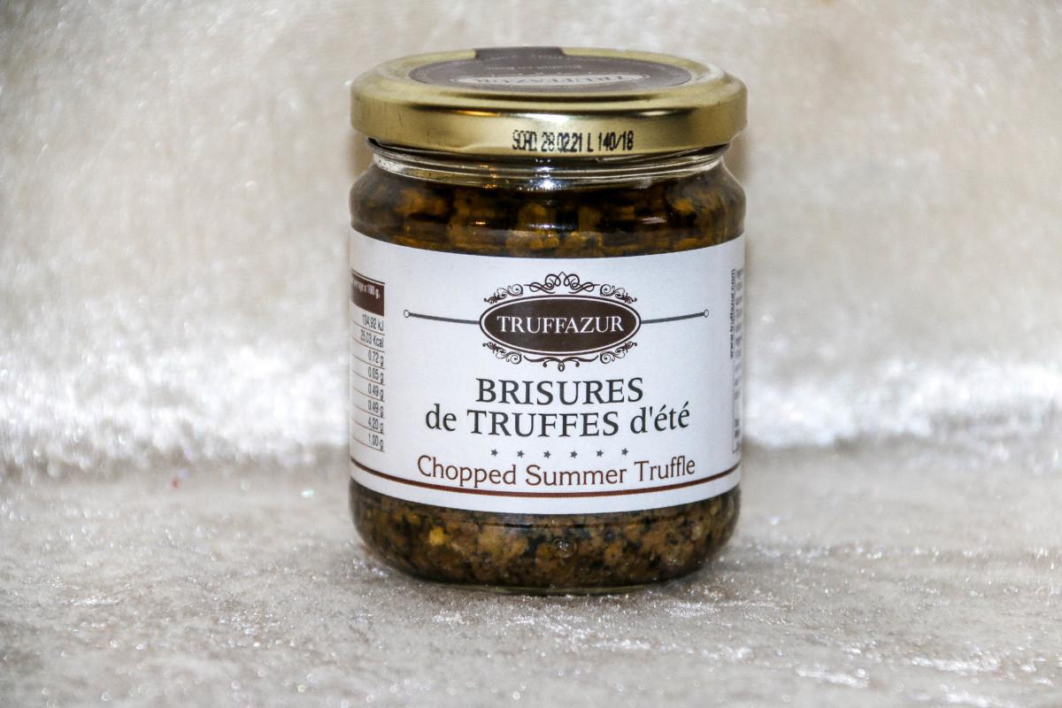 brisures de truffes d'été