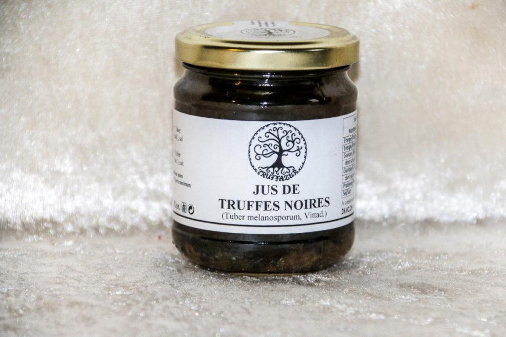 Jus de truffe noire