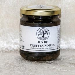 jus de truffes noires