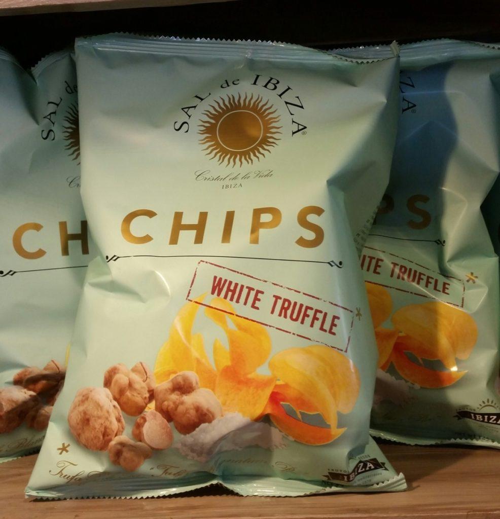 Chips à la Truffe blanche